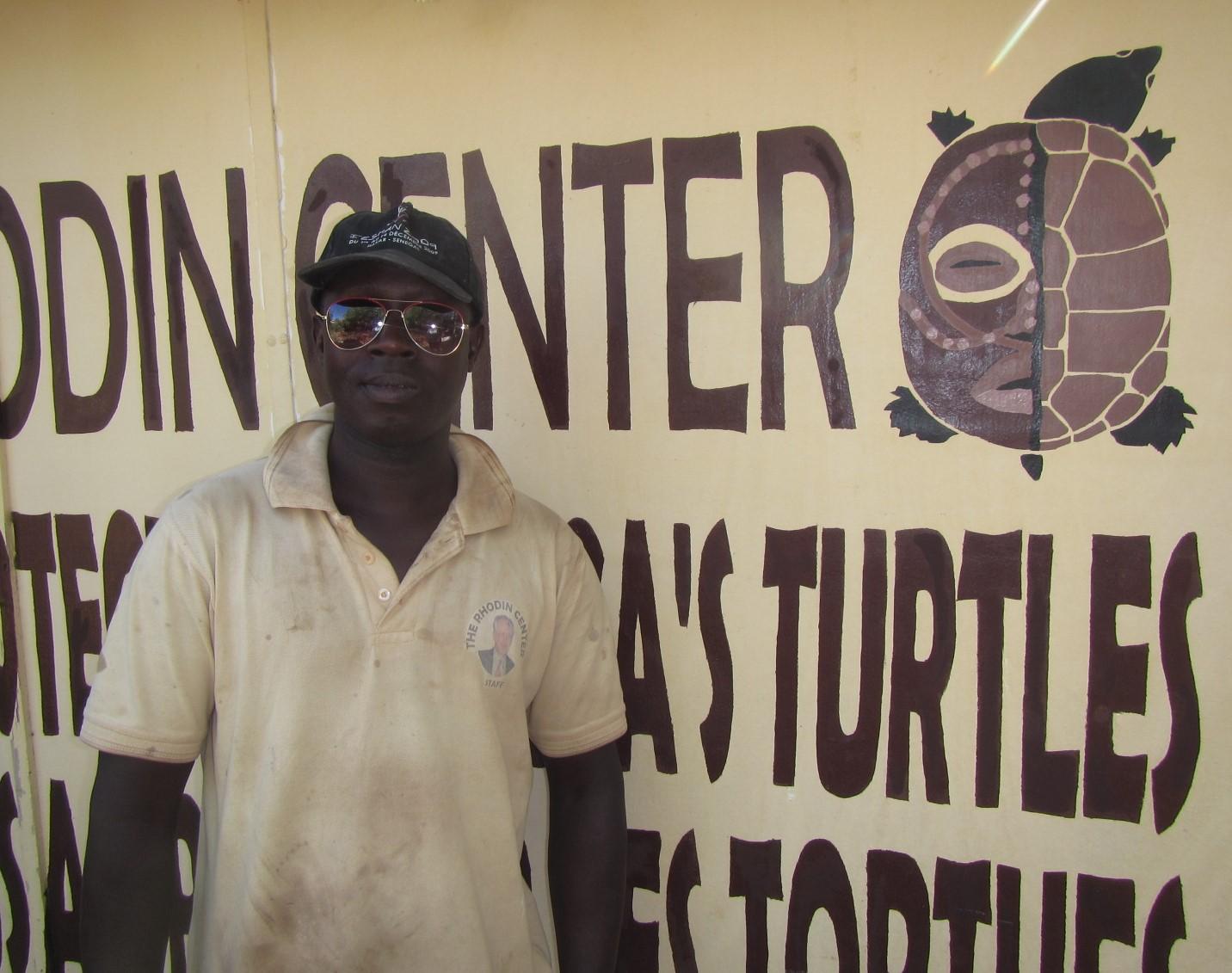 Boubacar Dramé - Turtle Keeper